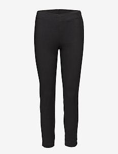 HILLTOPC P - pantalons slim - black