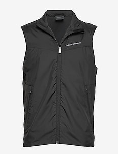 M Meadow Insulation Vest - golftakit - black