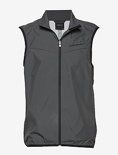 Meadow Wind Vest Men - kurtki golfowe - deep earth