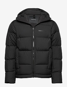 M Rivel Jacket Orange Altitude - dunjackor - black