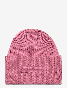 Mason hat Black - mössor - frosty rose
