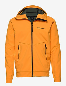 M Adventure Hood Jacket - softshell-takki - explorange