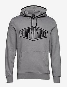 COMFY HOOD - hoodies - concrete