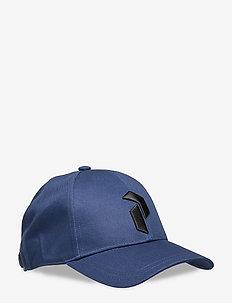 Retro Cap - petten - cimmerian blue