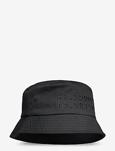 Karta Bucket Hat - bucket hats - black