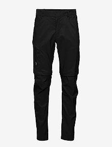 M Iconiq Zip Pants - ulkohousut - black