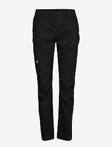W Iconiq Cargo Pants - friluftsbyxor - black