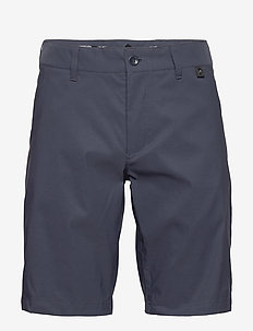 M Maxwell Shorts - tailored shorts - blue shadow