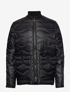 M X.14 Ozone Jacket - insulated jackets - black
