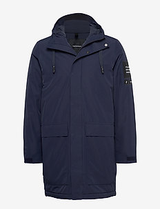 UNIT J - insulated jackets - blue shadow