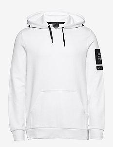 M Tech Hoodie - basic sweatshirts - white