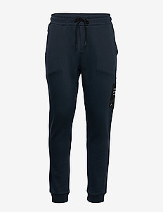 M Tech Pant - pants - blue shadow