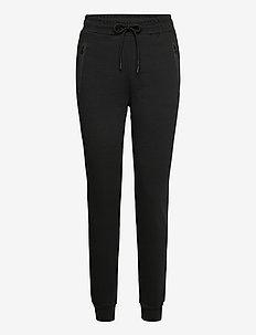 W Tech Pant Fells View - pantalons - black