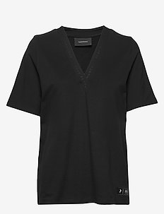 W Tech VN - t-shirts - black