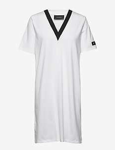 W Tech VN Dress - urheilumekot - white