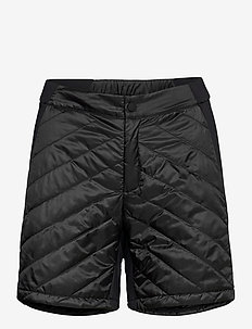 W Alum Shorts Blue Steel - outdoor shorts - black