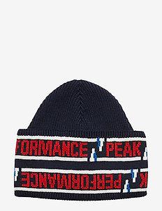 PEAKVLBEAN - bonnet - salute blue