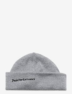 Are Hat Blaze Tundra - hats - med grey mel