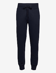 M Original Pant Med Grey Mel - trainingsbroek - blue shadow