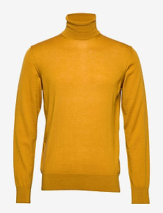 MERINO RN - SMUDGE YELLOW