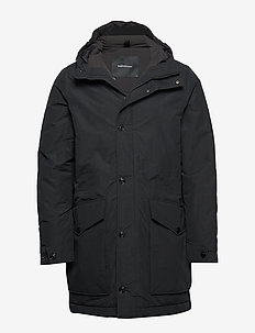 TYPHON J - insulated jackets - black