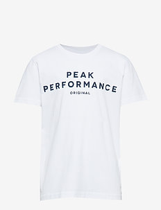 JR ORIG T - WHITE