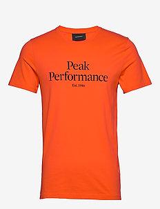 M ORIG TEE - t-shirts - aglow