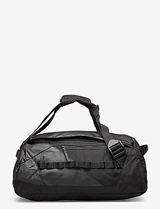Vertical Duffle 50L Black - training bags - black