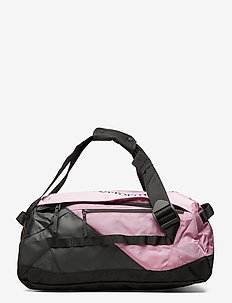 Vertical Duffle 50L Black - torby treningowe - frosty rose
