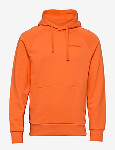 M Urban Hoodie - bluzy z kapturem - orange dune