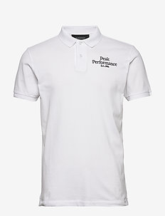 M Original Pique - polo''s - white
