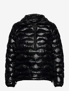 W Helium City Liner Black - isolerande jackor - black