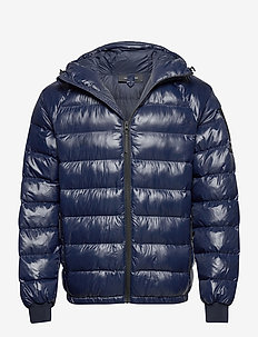 M Tomic Jacket The Alpine - isolerande jackor - blue shadow