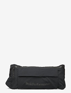 Tech Utility Waistpack Black - midjeveske - black
