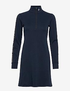 W Turf Dress - sportskjoler - blue shadow