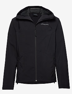 M Nightbreak Jacket - ulkoilu- & sadetakit - black