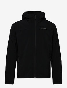 M Nightbreak Jacket Coniferous Green - trainingsjacken - black