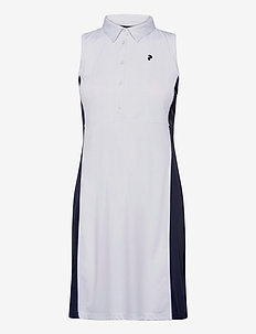 Slate Dress Women - sports dresses - white