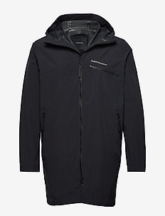 M Sapphire Light Jacket - outdoor & rain jackets - black