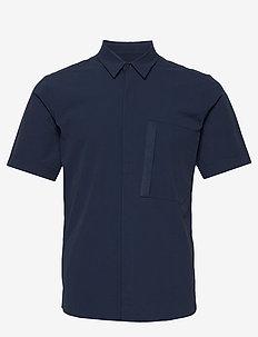 M Extended SS Shirt - podstawowe koszulki - blue shadow