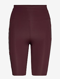 W Race Bike Tights - spodenki treningowe - mahogany