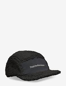 Original Pile Cap Black - kepsar - black