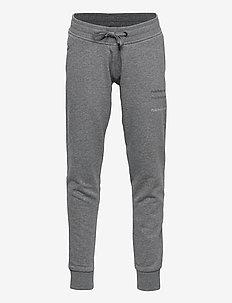 Jr Ground Pant - verryttelyhousut - grey melange