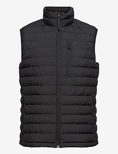 M Rivel Liner Vest - urheilutakit - black