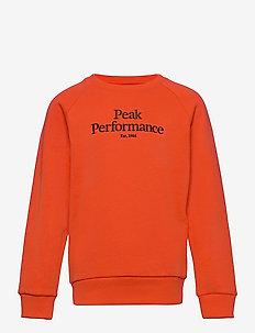 Jr Original Crew - sweatshirts - super nova