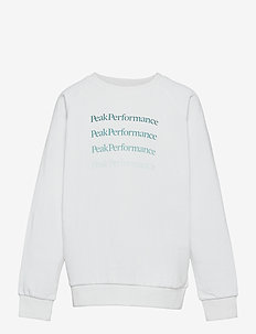 Jr Ground Crew - sweatshirts - white
