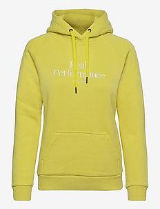 W Original Hood - hoodies - citrine