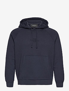 W Original Light Hood - huvtröjor - blue shadow