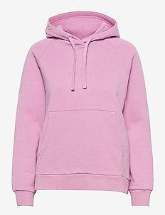 W Original Light Hood - hupparit - statice lilac