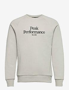 M Original Crew - basic sweatshirts - antarctica